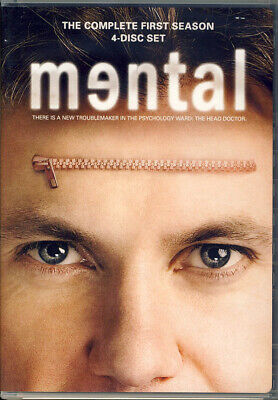 Mental - The Complete First (1) Season (Keepcase) (Dvd)