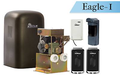 Eagle 1 Slide Gate Operator for Home Driveway Motor Electric Residential Gate