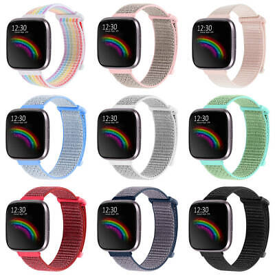 Woven Nylon Sport Loop Cinturino Wristband Per Apple Watch Band Series 1/2/3/4