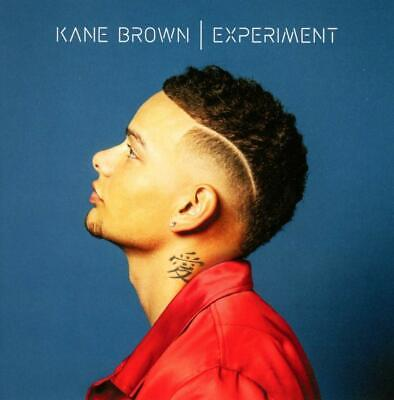 Kane Brown - Experiment CD - Brand New - FREE SHIPPING UP TO 150 QTY SEND OFFER