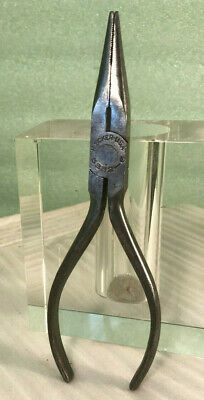 Vintage H. Boker #5332-6 Needle Nose Pliers/Wire Cutters USA