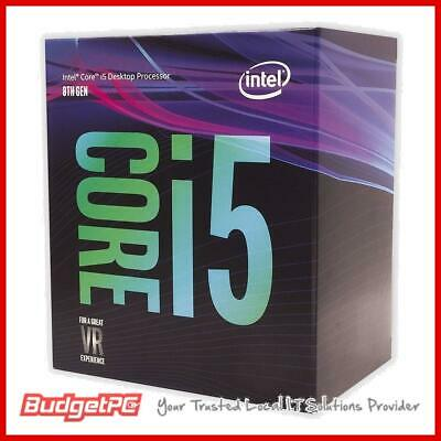 Intel Core i5 8400 Coffee Lake CPU Processor