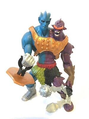 Masters of the Universe MOTU 200X : TWO-BAD BI-TÊTE 2003