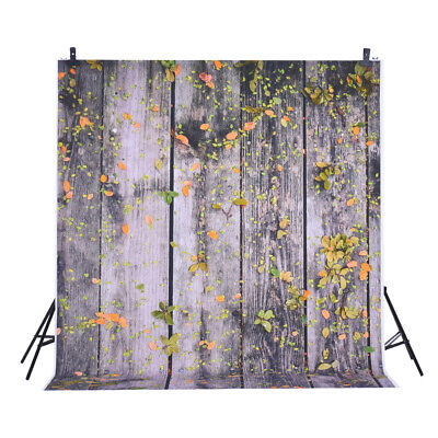 Andoer 1.5 * 2m Photography Background Backdrop Digital Printing Wood G9M8