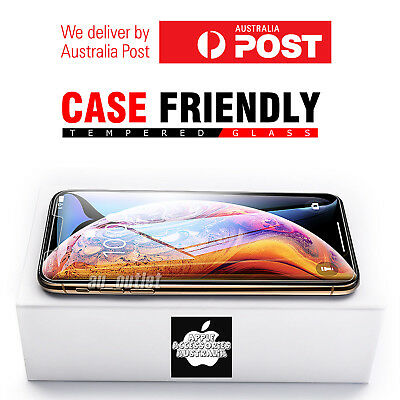 Apple iPhone XR XS Max 10 X  8 7 6 5 Plus Tempered Glass Screen Protector
