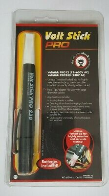 voltstick pro 230 AC voltage tester electrical