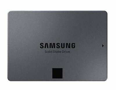 """Samsung 860 QVO 1TB,V-NAND, 2.5"""". 7mm, SATA III 6GB/s, R/W(Max) 550MB/s/520MB/s,"""