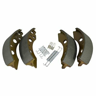 Brake Shoe & Cable Refurb Kit for Indespension 2600kg Tow-a-van Box Van Trailer