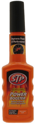 STP Power Booster 200ml - boosts octane & cleans - 56200EN - for Petrol engines