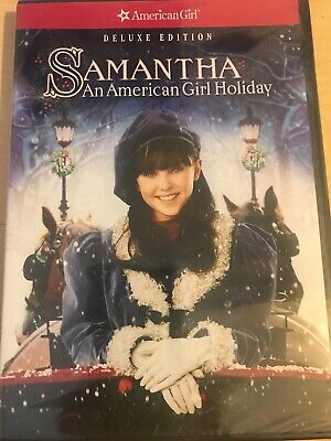 AMERICAN GIRL SAMANTHA An American Girl Holiday DVD 2010 Deluxe Edition NEW