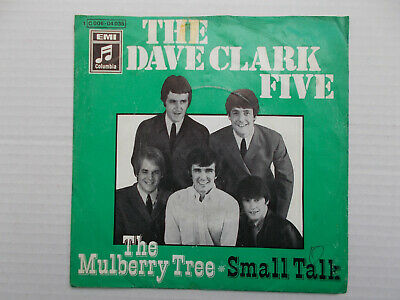 """The Dave Clark Five - The Mulberry Tree ( 7"""" Single ,1969, Z= 1-2 )"""