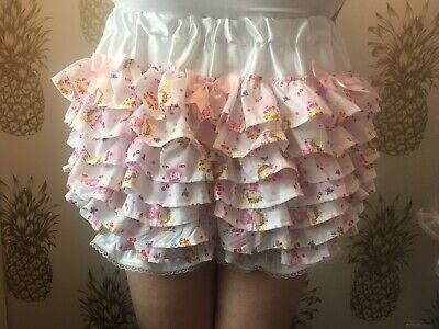 Made To Measure Sissy Maid * Adult Baby * Fetish * Cd/Tv * Frilly Bloomers