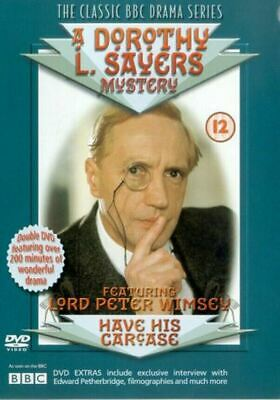 Lord Peter Wimsey - Have His Carcase (DVD, 2003, 2-Disc Set)