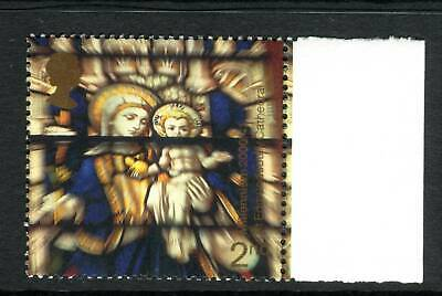 2000 GB 2nd Stained Glass Window St Edmundsbury Cathedral Spirit & Faith SG 2170
