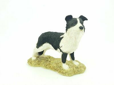 Sherratt Simpson Border Collie Dog Standing 55081 Model Ornament Figure