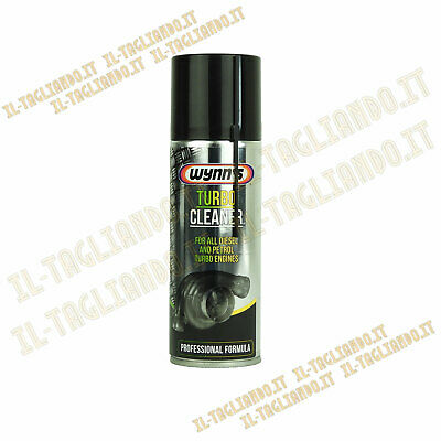 Spray Pulizia Turbo Turbina Turbocompressore Wynn's Turbo Cleaner