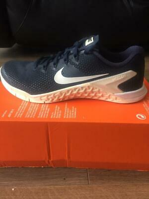 new arrival 5a8ee c4289 Womens Nike Metcon 4 CrossFit Training Trainers Blue UK 4 EU 37.5 US 6.5 CM  23.5