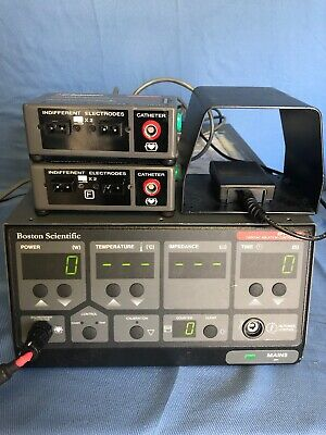 Boston Scientific EPT-1000 XP APM MODEL 882T Quick Connect Ablation  Foot Switch