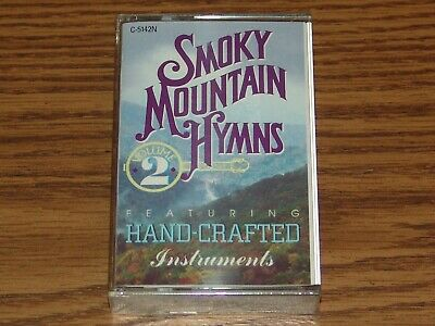 Smoky Mountain Hymns Volume 2 - Brentwood Music - 1990 Still Sealed Cassette