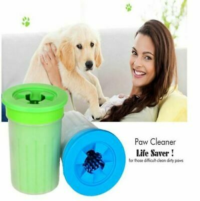 Dog Foot Cleaner Feet Washer Brushes Dog Paw Pet Cleaning Brush Portable Cup