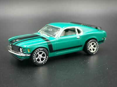 1970 Ford Mustang Boss 302 Fastback Rare 1 64 Collectible