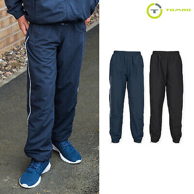 Tombo Kids Start Line Track Pants (TL479) - Jogging Activewear Trousers