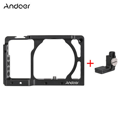 Andoer Protective Aluminum Alloy Video Camera Cage Stabilizer Protector L6S2