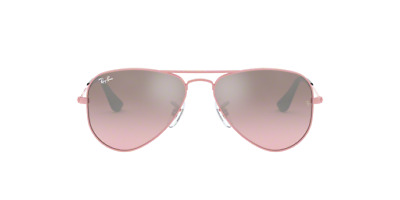1ef53b6d3 RAY-BAN RJ9506S (211/7E) Junior Aviator Pink, Pink Fra Sunglasses ...