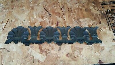 Anthemion cast bronze roof cresting Greek, Arab, Arabisque, Roman Architecture