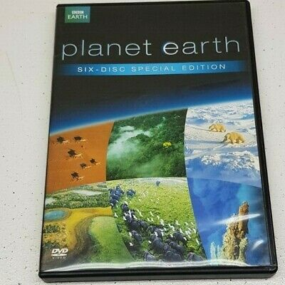 Planet Earth - The Complete Collection (DVD, 2011, 6-Disc Set, Special...
