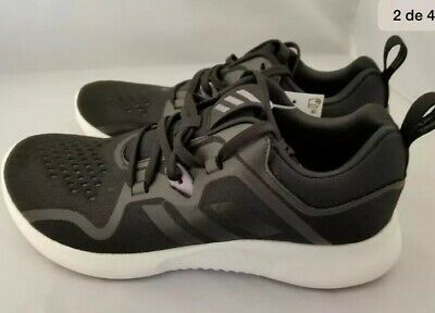 3ec31f240 Adidas Edgebounce Women s SZ 8.5 Edge Bounce Running Shoe Black BB7566 NEW