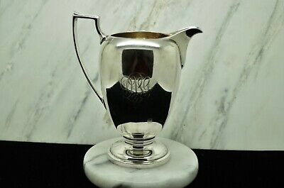 Sterling Silver Pointed Antique Reed & Barton Dominick Haff Creamer 1104 / 87