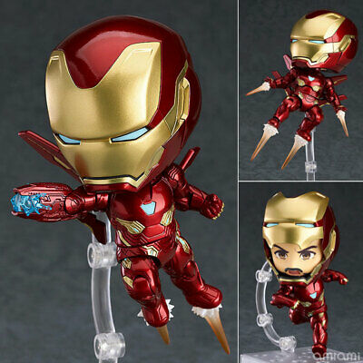 The Avengers Iron Man figma pvc figure collection anime figures gift toys new