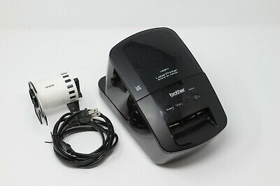 Brother QL-720NW label printer wifi wireless Mac compatible QL720NW