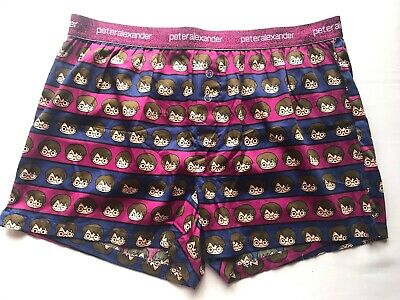 New Peter Alexander Womens Harry Potter Shorts Size Large (L)