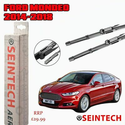 "Ford Mondeo Mk5 2014-2018 Specific Fit Front Windscreen Wiper Blades 27""27"""