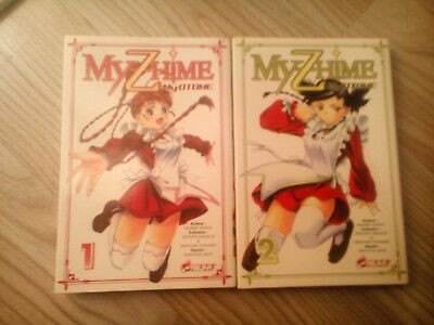 My Z-HiME 1 et 2