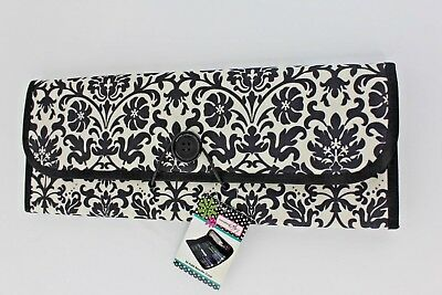 Everything Mary Tri-Fold Needle Case Knitting Crochet Supplies Holder NEW AS IS