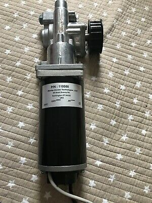 Stainley Dc Electric Gear Motor Model P/N 110055 Duraglide