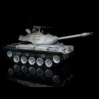 Henglong 1/16 Snow 6.0 Upgraded Walker Bulldog RTR RC Tank 3839 W/ 360° Turret