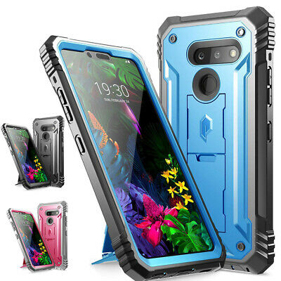 Full Coverage Shockproof Cover Case For LG G8 ThinQ Verizon/AT&T/Sprint (2019)