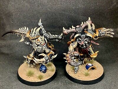 Greater Possessed Chaos Space Marines Daemonkin Warhammer Shadowspear