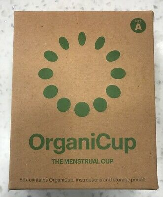 Organicup Cup Size A - For Women Below 30 And Who Haven'T Given Birth 1