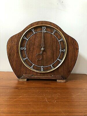 Vintage 1930s Art Deco Clock