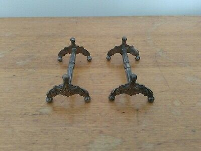 Sterling Silver Knife Rests - London 1837