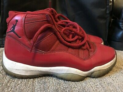399fb6721777 NIKE AIR JORDAN XI Retro Gym Red