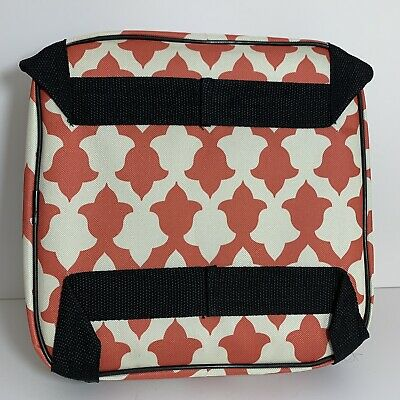 Home Essentials Insulated Square Carrying Case 10x10 New