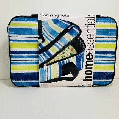 Insulated Carrying Tote Home Essentials
