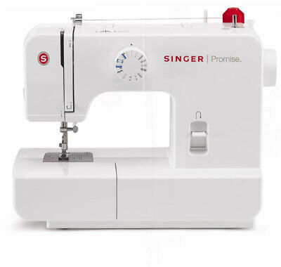 Singer Promise 1408 Sewing Machine -Eight Built-in Stitches Auto Bobbin Winding