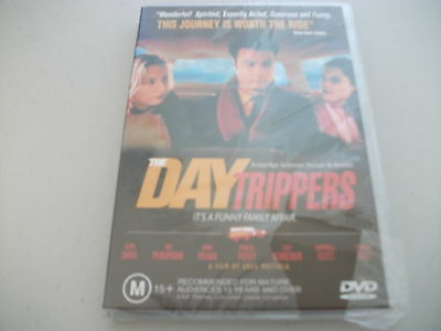 The Day Trippers (DVD, 2003) Region 4 Comedy DVD Rated M Brand NEW & Sealed